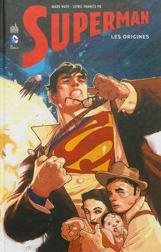 CDI - COLLEGE GEORGES CLEMENCEAU - Superman : les origines