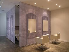 Regalo salon by Takara Space Design with office