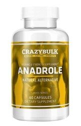 Anadrol steroid. The best steroid for women. Anadrol alternative.