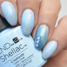 nails.quenalbertini: Pastels for spring via @mllrdesign
