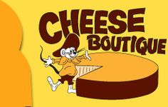 Cheese dreams... Everything you have ever dreamed or fantasized about cheese comes true here!