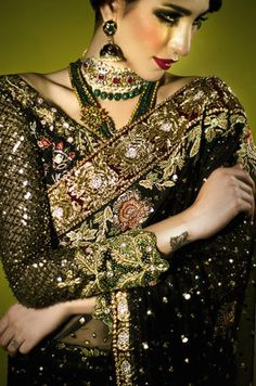 Teena Durrani Spring Summer Bridal Party Wear 2016