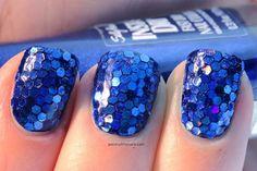 Blue on Blue Bling!