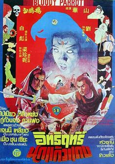 Kung Fu Film Poster