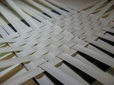 Reuse blinds to make baskets