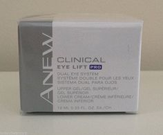 Avon Anew Clinical Eye Lift PRO Dual Eye System 0.33oz./10ml ** Check this awesome product by going to the link at the image.