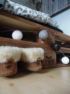 Cozy slippers is a must!! Love my little batman detail