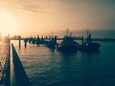 Katinka Paddel. Dockland #Hamburg