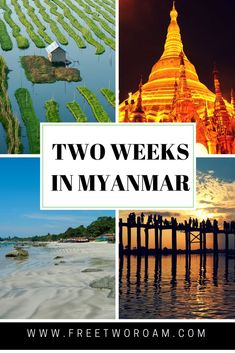 Are you heading to Myanmar for the first time and only have two weeks? Here is the best two-week itinerary for first timers to this beautiful country.
