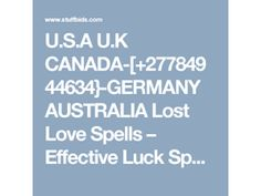 Casting - Auditions all, Lost Love Spells that work fast in poland,germany,Norway international Powerful Spiritual Healer H. Luck Spells, Money Spells, Spiritual Healer, Spirituality, Poland Germany, Lost Love Spells, Healing Spells, Love Spell That Work, Spelling