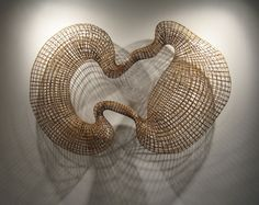 Cambodian Artist Sopheap Pich. Cycle 2, Version 3, 2008. Pich has created a dynamic group of sculptural forms derived from the internal organs of the human body, such as the heart, lungs, and intestines