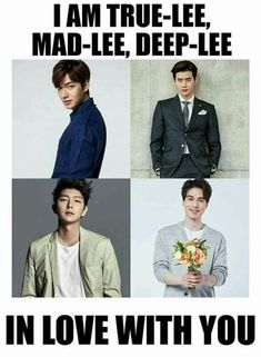Which Lee would you choose?