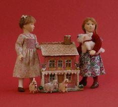 Куклы Maristew - Marie France Beglan