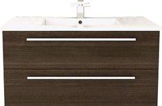 "Silhouette Wall Hung 36"" Single Bathroom Vanity Set"