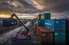 Güterbahnhof -