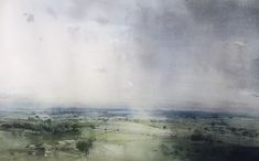 Thames Valley   #Paintings | #England | #ChrisRobinson #Watercolour #paintings