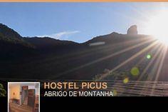HOSTEL PICUS – ABRIGO DE MONTANHA