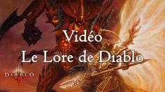 Dans cette vidéo, Astigmax vous propose de revenir sur le Lore de l'une des plus célèbres licences du jeu vidéo, #Diablo. Découvrez l'histoire riche en rebondissements du sacro saint des hack'n slash made in #Blizzard !