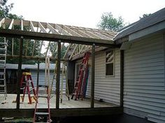 Framing Porch Roof