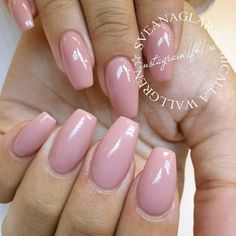 """#mulpix Lilly Nails Gel Polish """"Naked"""" is so simple yet so nice! Get it at www.lillynails.se and see moore from their fab Collection at @lillynailsab . . #sveanaglar #lillynails #nails #nailart #naglar #gelnails #gelenaglar #gelpolish #gelelack #acrylicnails #akrylnaglar #instanails #nailstagram #nailtech #nailswag #nailprodigy #nailsmagazine #nailit #nailpromote #nails2inspire #ballerina #coffin #squaletto #dopenails #nailwow #nailinspo #nailinspiration #tmblrfeature"""