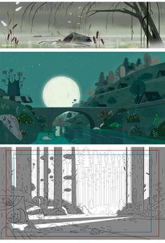 Illustration | Backgrounds