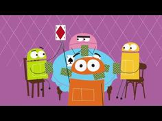 """Rhombus,"" Songs About Shapes by StoryBots - YouTube, 1:28"
