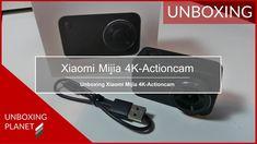 Video mit Unboxing des Xiaomi Mijia 4K-Actioncam #unboxing #xiaomimijia4kactioncam #4kactioncam