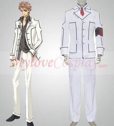 Vampire Knight Night Boys Cosplay Cheap Japanese School Uniform, Vampire Knight, White Boys, Electronic Cigarette, Selling Online, Cosplay Costumes, Duster Coat, Children, Jackets