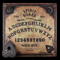 Wahrsagerbrett - Traditionelles Design - Witchboard Quijabrett Hexenbrett Quija | Sammeln & Seltenes, Esoterik, Mystik & Magie, Magie & Hexerei | eBay!