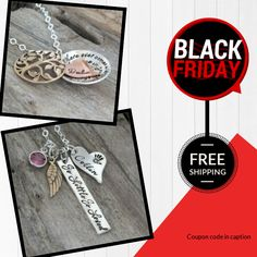 The Silver Wing is celebrating Black Friday all the way through Cyber Monday by giving you free shipping! Coupon Code: SHIPFREE.  Min Purchase: $1.00.  Expiry: 29-Nov-2016.  http://thesilverwing.com #thesilverwing   #sale #coupon #instasale #discount #savemoney #deal #etsy #etsyseller #etsyshop #etsylove #etsyfinds #etsygifts