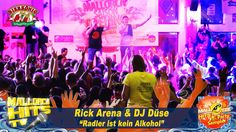 "Rick Arena & DJ Düse mit """"Radler ist kein Alkohol"""" beim Mallorca Opening 2015 im Bierkönig. Mallotze Hits 2015: http://mallorcahitstv.de/mallotze-hits/ http://mallorcahitstv.de/2015/06/rick-arena-dj-duese-radler-ist-kein-alkohol-mallorca-2015/"