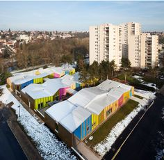 BP architectures, Luc Boegly · Nursery School