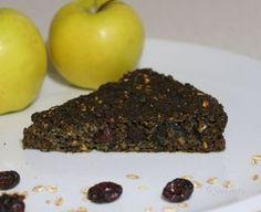 Makovo - jablkový koláč s vločkami • recept • bonvivani.sk Fit, Shape