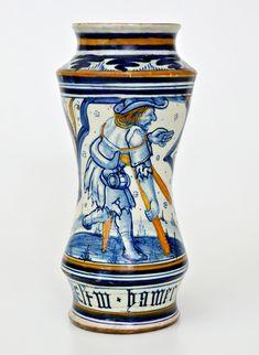 Pesaro XV 24909 - Museu Internacional de Ceràmica de Faenza - Viquipèdia, l'enciclopèdia lliure