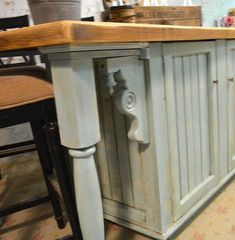 Painted Cottage Chic Shabby Hand Made Farmhouse by paintedcottages