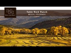 Colorado Ranches For Sale - Table Rock Ranch