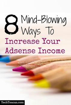 Do you have a blog or an affiliate website? Here's how you can make more money online with Adsense.