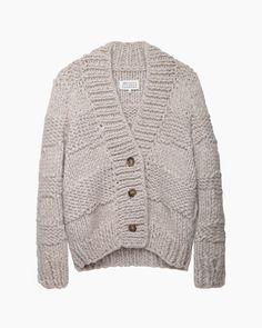 Chunky Sweater  Martin Margiela