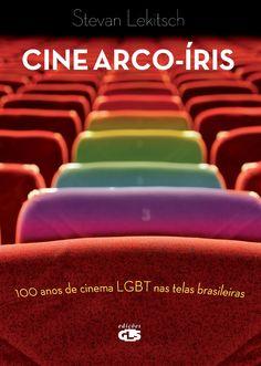 Único livro brasileiro que reúne filmes com temática LGBT produzidos nos últimos 100 anos, Cine Arco-íris é uma verdadeira obra de referência. Fruto de anos de pesquisa e da paixão do autor pelo cinema, está dividida em décadas e traz sinopses completas de cada filme, além de detalhes de bastidores. Aborda mais de 270 filmes e é garantia de diversão e informação para os cinéfilos e para o público LGBT. #book #cinema