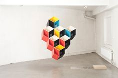 TACTILE / INSTALLATION / Your friends · Work