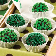 20 Green recipes for St Patricks Day