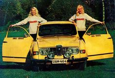 Saab 96 Twins?: