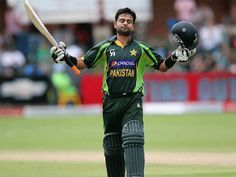 Pakistani opening batsman, Ahmed Shahzad has earned his name on the top position as the most T20 runs scorer in 2013 list | PakistanTribe