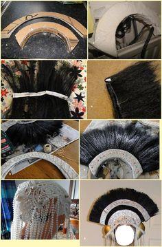 queen amidala headpiece - Google Search