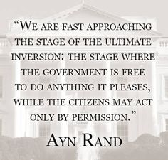 """An unfortunate reality that is becoming more apparent every day is an increase in the size of our government and its intrusion into our lives and liberties. May we recognize, as President Reagan once said, that """"in this present crisis, government is not the solution to our problem; government is the problem."""""""