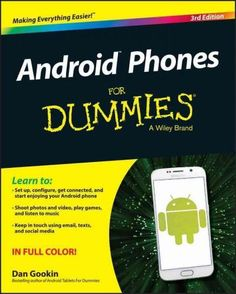 Android Phones for Dummies For more information about the best Mobile App go to ticksandtots.com for preschools, daycares and afterschool programs!