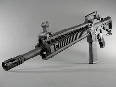"Rock River Arms CAR A4 5.56mm w/ Midwest 12"" Rail"