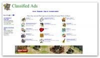 Classified Ultra is a php script that allows you to create your own classifieds ads directory Script, Ads, Create, Script Typeface