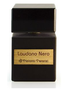 Laudano Nero Tiziana Terenzi for women and men