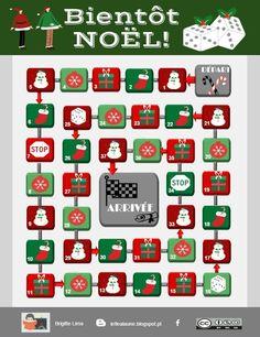 Pour terminer le premier trimestre en s'amusant, découvrez un jeu de l'oie sur le blog Le FLE à la Une http://bit.do/cUA3n
